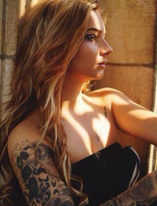 Tattoo Model: Pauline Wilkens