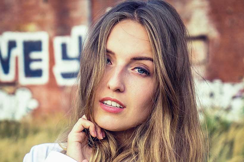 Model: Jana Scholz