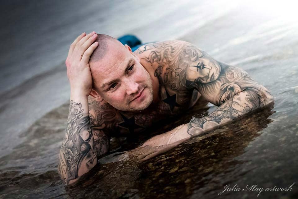 Model: Patrick Pabst