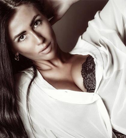 Model: Sue Voigt