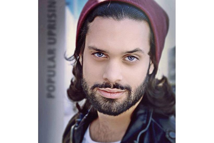 Model: Alejandro Del Marquez