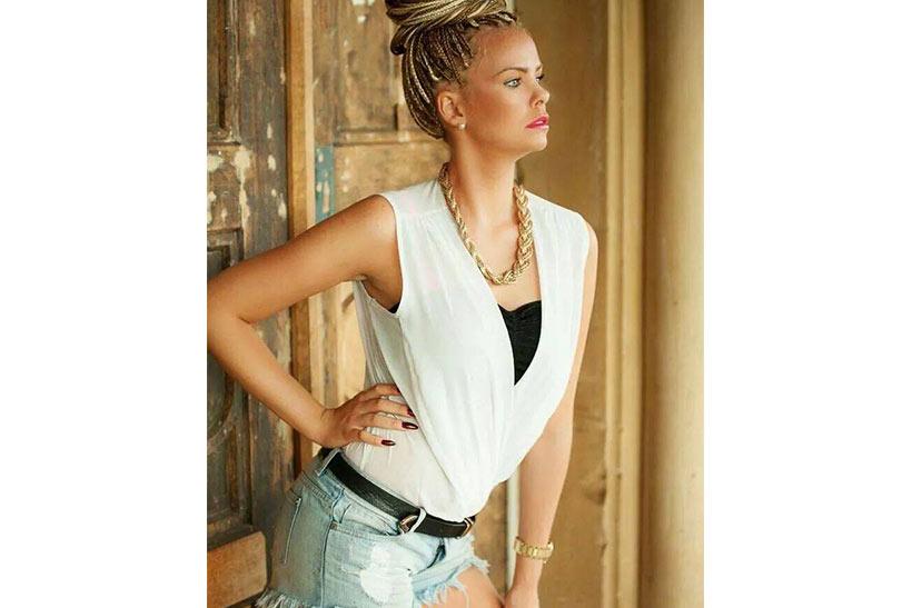 Model: Kristine Gysler