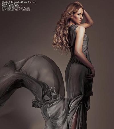 Model: Irina Haller