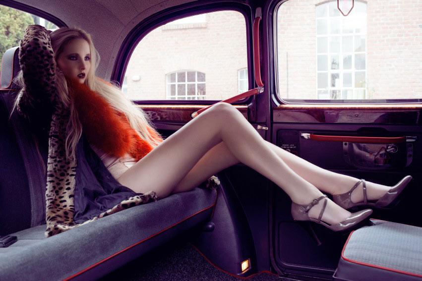 Model: Anna Hiltrop
