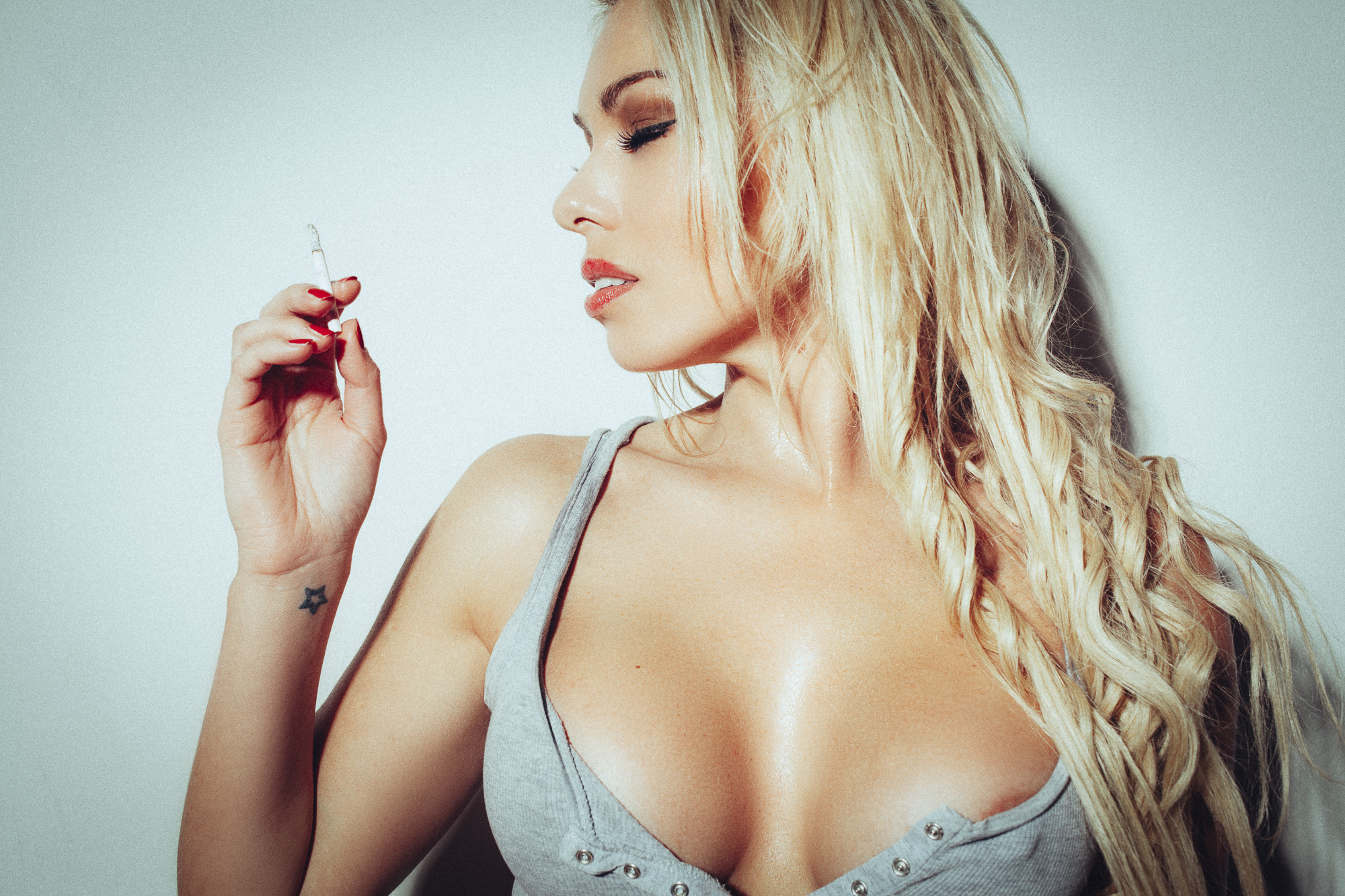 Model: Larissa Zolotar