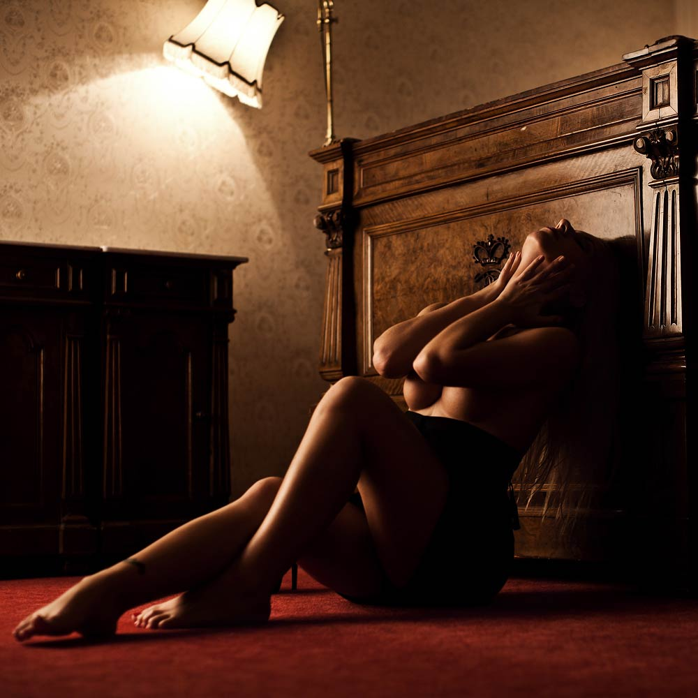 Model: Jenny Juniper